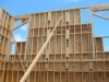 Two story framing