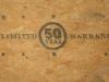 50 yr. warranty on sub-floor