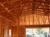 Engineered roof trusses