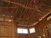 22 foot high ceilings
